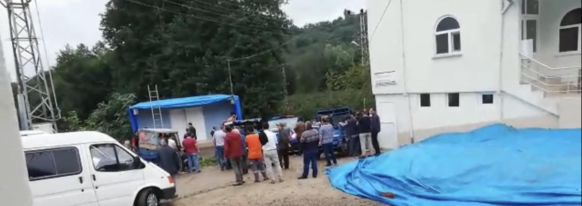Maden Araçlarına Tepki