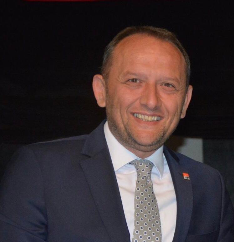 """Fatsa CHP İlçe Başkanı İnanlı"""" Esnaf çaresiz. Esnaf kimsesiz. Esnaf sahipsiz. Esnafın sesi olmak görevimiz. """""""